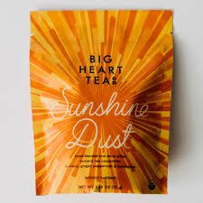 Big Heart Tea Sunshine Dust Blend, 2.65 oz.
