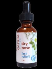 Baraka Dry Nose Neti Pot Oil 1fl oz