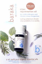 Baraka Sinus Rejuvenation Oil for Neti Pot 5ml