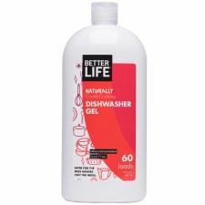 Better Life Naturally Crumb-Crushing Dishwasher Gel, 30 oz.