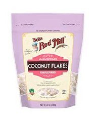 Bob's Red Mill Coconut Flakes, 10 oz.