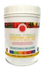 Body Symphony Paleo Vegan Protein Meal Mix, 1.8 oz.