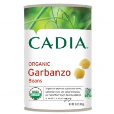 Cadia Organic Garbanzo Beans, 15 oz.