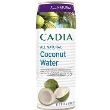 Cadia Coconut Water, 17.5 fl. oz.