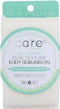 Care By Clean Logic Face & Body Scrubber, 1 each