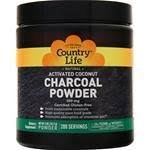 Country Life Activated Charcoal 500 mg, 5 oz.
