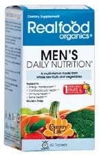 Country Life Men's Daily Nutrition Multivitamin, 60 tablets