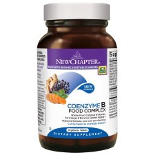 New Chapter Coenzyme B Food Complex, 30 vegetarian tablets