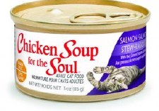 Chicken Soup for the Cat Lover's Soul Salmon Stew with Red Skinned Potatoes & Spinach, 3 oz.