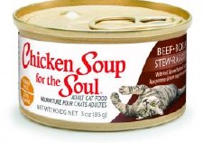Chicken Soup for the Cat Lover's Soul Beef Stew with Red Skinned Potatoes & Carrots, 3 oz.