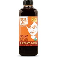 Date Lady Organic Pure Date Syrup, 12 oz.