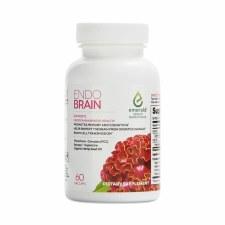 Emerald Health Bioceuticals Endo Brain, 60 capsules