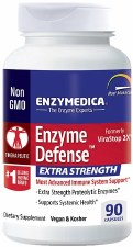 Enzymedica Enzyme Defense Extra Strength, 90 vegan capsules