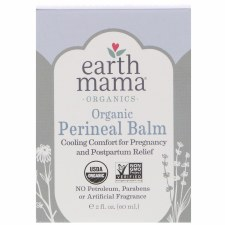 Earth Mama Angel Baby Organic Perineal Balm, 2 oz.
