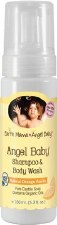 Earth Mama Angel Baby Natural Orange Vanilla Angel Baby Shampoo & Body Wash, 5.3 oz.