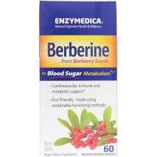 Enzymedica Berberine, 60 capsules