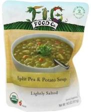 Fig Food Co Split Pea Soup, 14.5 oz.