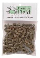 From the Field No Mess Catnip Pellets, 2 oz