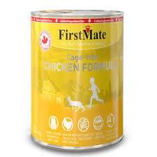 First Mate Chicken Formula Cat Food, 12.2 oz.