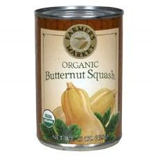 Farmer's Market Organic Butternut Squash, 15 oz.