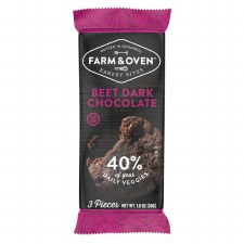 Farm & Oven Chocolate Beet Bites, 1.8 oz.