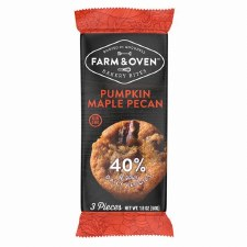 Farm & Oven Pumpkin Maple Bites, 1.8 oz.