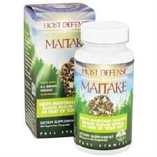 Fungi Perfecti Host Defense Maitake, 60 vegetarian capsules