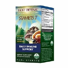 Fungi Perfecti Host Defense Stamets & Daily Immune Support, 60 vegetarian Capsules