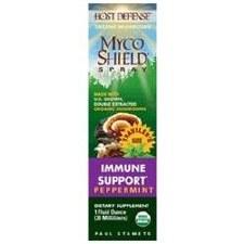 Fungi Perfecti Host Defense Peppermint MycoShield Spray, 1 oz.