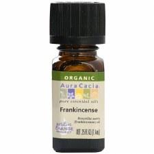 Aura Cacia Frankincense Essential Oil, .25 oz.