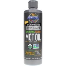 Garden of Life Dr. Formulated MCT Oil, 16 oz.