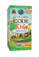 Garden of Life Vitamin Code Kids Chewable Multi, 30 vegetarian capsules