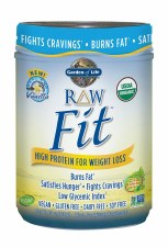 Garden of Life Vanilla Raw Fit, 16 oz.