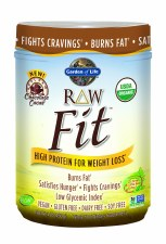 Garden of Life Chocolate Raw Fit, 16 oz.