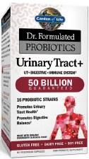 Garden of Life Dr. Formulated Probiotics Urinary +, 60 vegetarian capsules