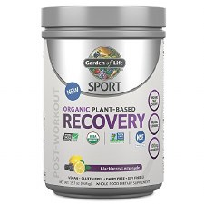 Garden of Life Organic Recovery Blackberry Lemon Powder, 15.7 oz.