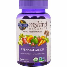 Garden of Life Prenatal Gummy, 120 gummies