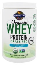 Garden of Life Lightly Sweetened Whey Protein, 1.41 oz.
