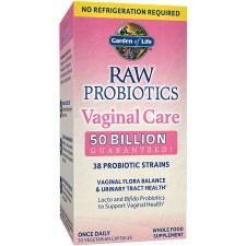 Garden of Life Vaginal Care RAW Probiotics, 30 vegetarian capsules