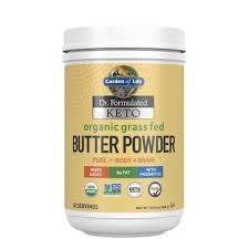 Garden of Life Keto Butter Powder, 10.58 oz.