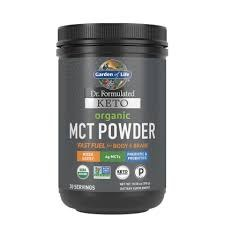 Garden of Life Keto MCT Powder, 10.58 oz.