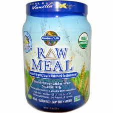 Garden of Life Vanilla Raw Meal, 1.23 lb