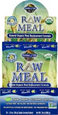 Garden of Life Raw Meal Vanilla, 80 grams