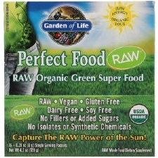 Garden of Life Raw Perfect Food, 8 grams