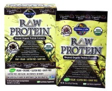 Garden of Life Raw Protein Chocolate, 23 grams