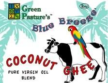 Green Pasture Organic Coconut Ghee, 27 oz.