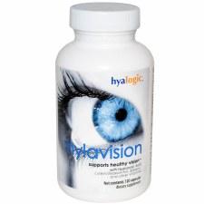 Hyalogic Hylavision, 120 capsules