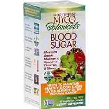 Fungi Perfecti Host Defense Blood Sugar, 60 vegetarian capsules