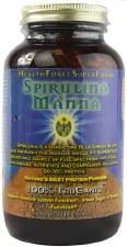 Health Force Nutritionals Spiulina Manna, 5.25 oz.