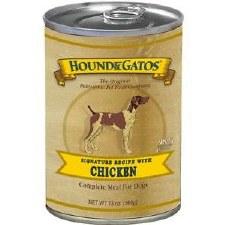 Hound & Gatos Chicken Cat Food, 5.5 oz.